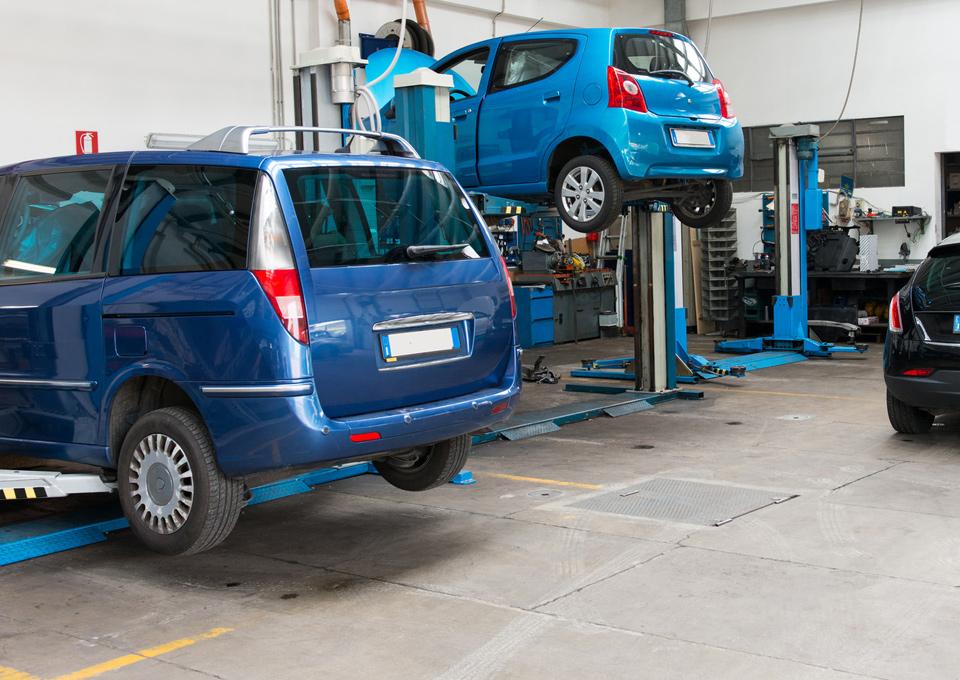 Vehicle Service Total Fleet Solutions Ltd
