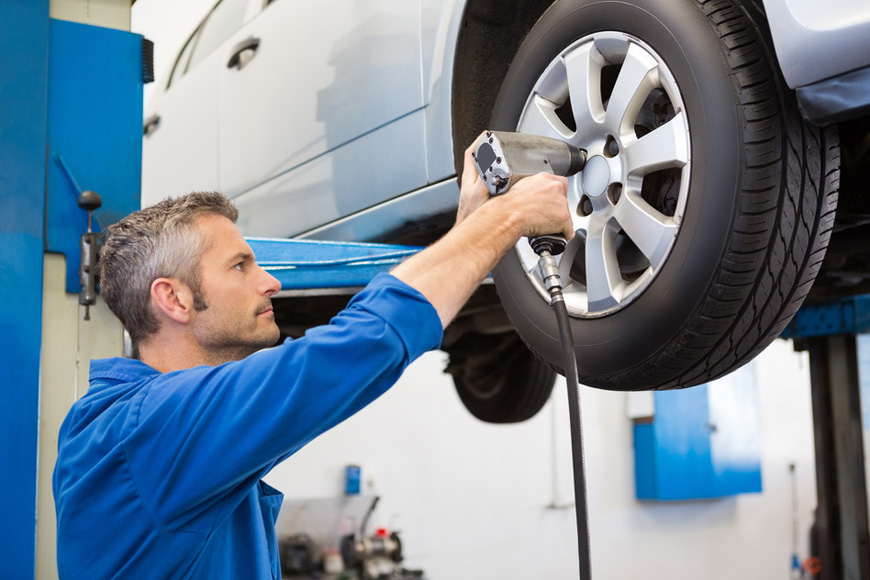 Wheel Alignment, Services Image Total Fleet Solutions Ltd