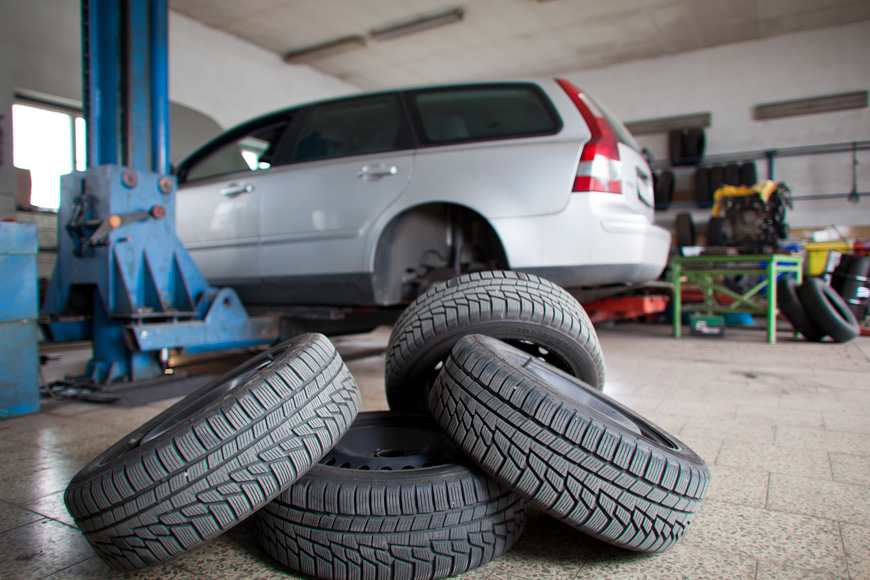 Tyres, Services Image Total Fleet Solutions Ltd
